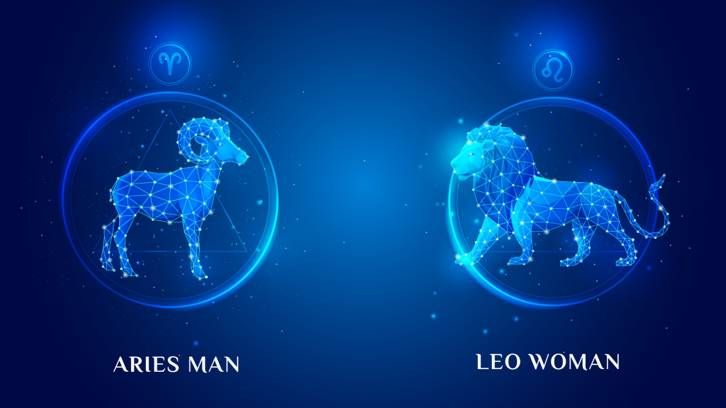 ARIES MAN AND LEO WOMAN COMPATABILITY 1 blog
