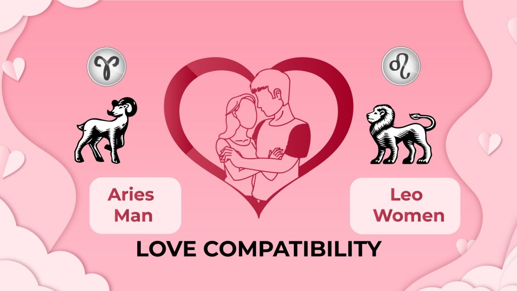 Aries man and leo woman love compatibility blog